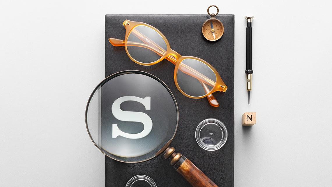 Checklista inför din synundersökning