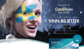 Alcon Eurovision song contest 2016
