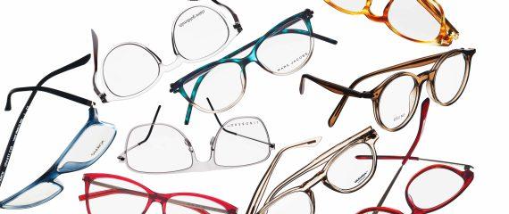 Upptäck hela vårt glasögonsortiment