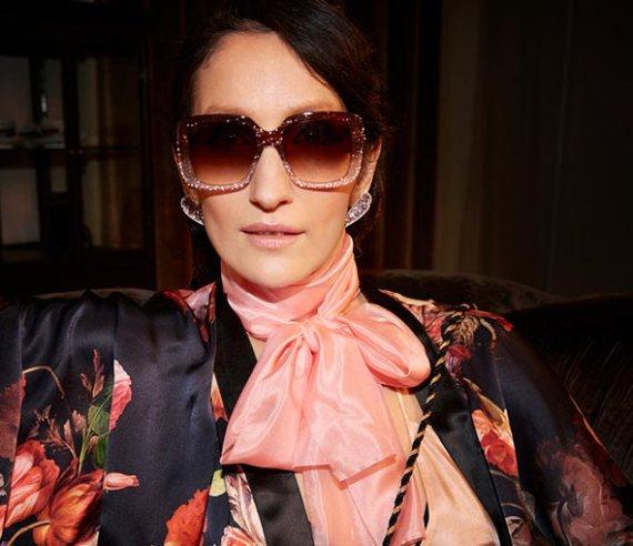 Marina Kereklidou tar Eye Fashion på turné