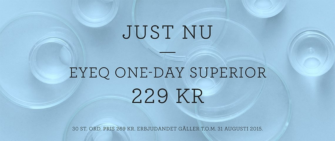 EyeQ One-Day Superior