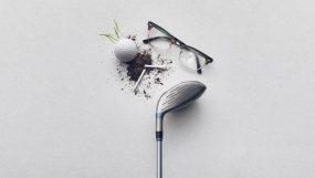 Glasögon för golfgreen!