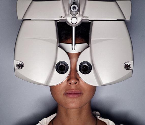 Ta hand om dina ögon - boka en synundersökning