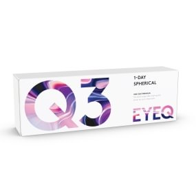 EyeQ One-Day Premium 30 stk/pakke