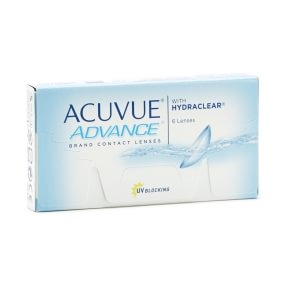Acuvue Advance 6 st/box
