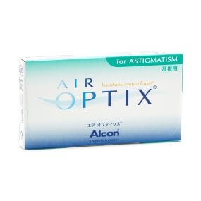 Air Optix for Astigmatism 6 st/box
