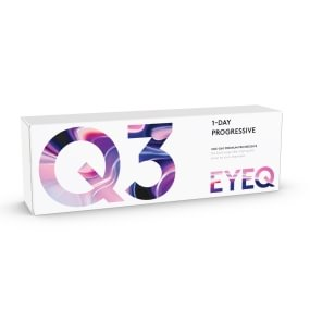 EyeQ One-Day Multifocal 30 stk/pakke