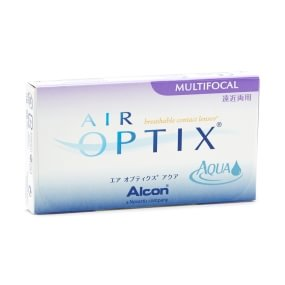 Air Optix Aqua Multifocal 6 st/box