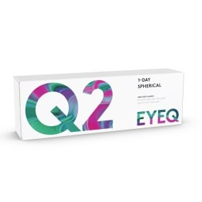 EyeQ One-Day Classic 2 30 stk/pk