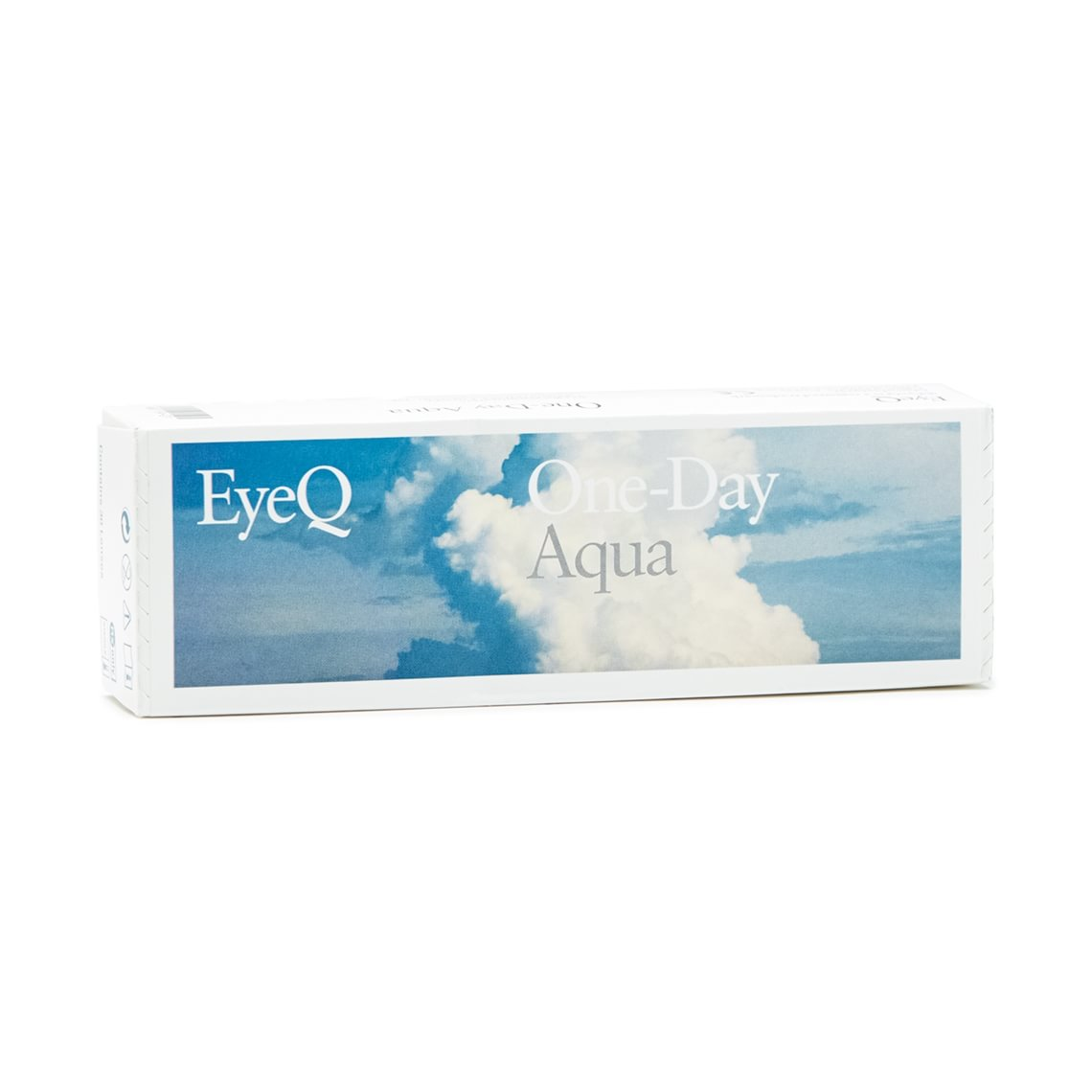 EyeQ One-Day Aqua 30 st/box