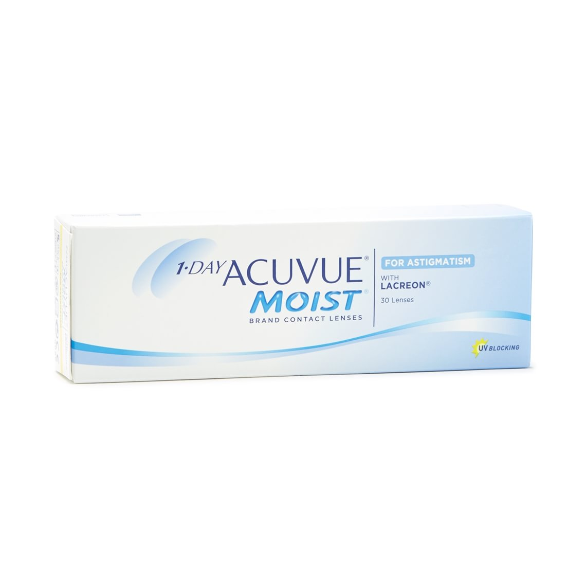 1-Day Acuvue Moist for Astigmatism 30 st/box